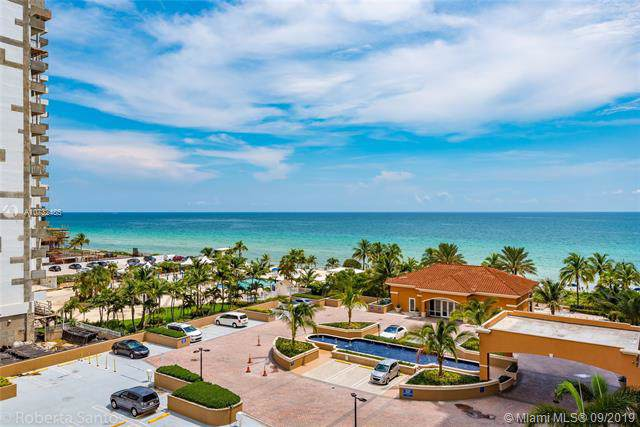 2080 S Ocean Dr #602, Hallandale, FL 33009 (MLS #A10732485) :: Grove Properties