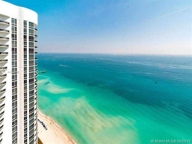 15901 Collins Ave #3903, Sunny Isles Beach, FL 33160 (MLS #A10732490) :: Green Realty Properties