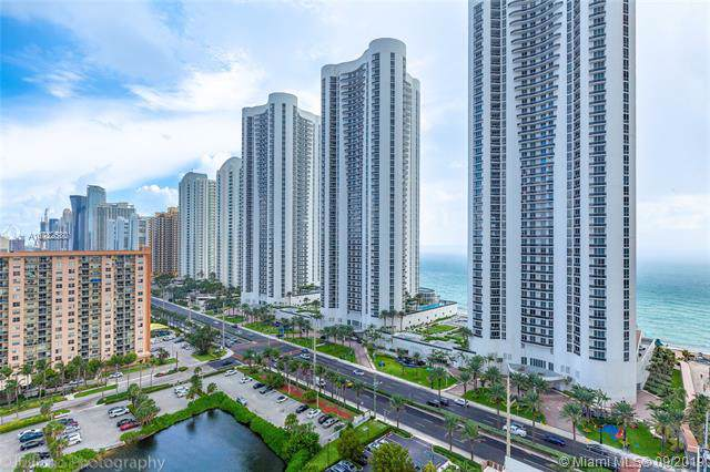 100 Bayview Dr #2005, Sunny Isles Beach, FL 33160 (MLS #A10732580) :: Grove Properties