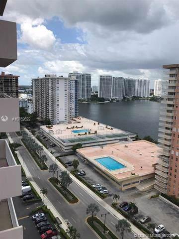 250 174th St #2006, Sunny Isles Beach, FL 33160 (MLS #A10732622) :: The Paiz Group