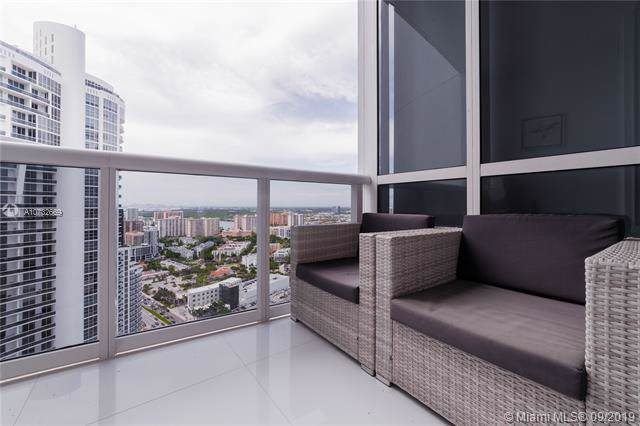 18201 Collins Ave #4605, Sunny Isles Beach, FL 33160 (MLS #A10732669) :: Grove Properties