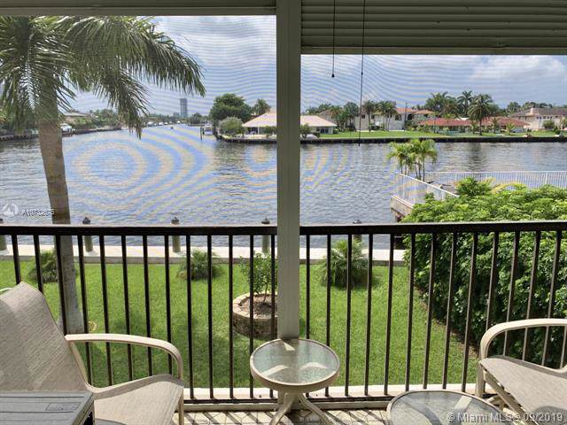 3177 S Ocean Dr #228, Hallandale, FL 33009 (MLS #A10732675) :: Ray De Leon with One Sotheby's International Realty