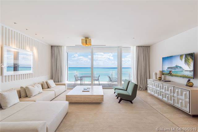 9111 Collins Ave N-811, Surfside, FL 33154 (MLS #A10732987) :: Ray De Leon with One Sotheby's International Realty