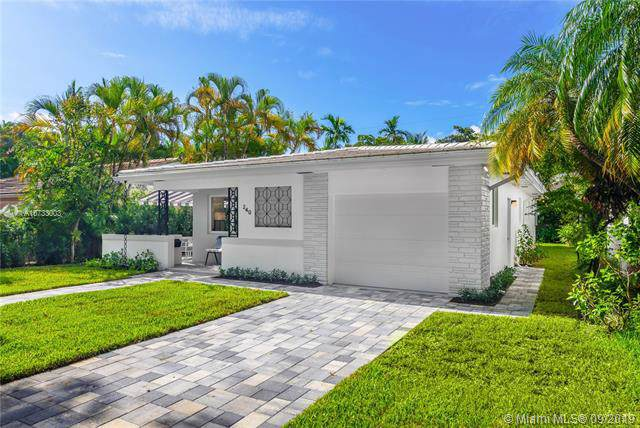 240 Fluvia Ave, Coral Gables, FL 33134 (MLS #A10733003) :: The Jack Coden Group