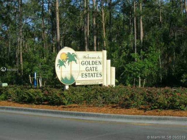 GOLDEN GATE BLVD W Unit 10 Tr 103, Other City - In The State Of Florida, FL 34120 (MLS #A10733327) :: Grove Properties