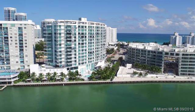6700 Indian Creek Dr #1001, Miami Beach, FL 33141 (MLS #A10733403) :: The Kurz Team