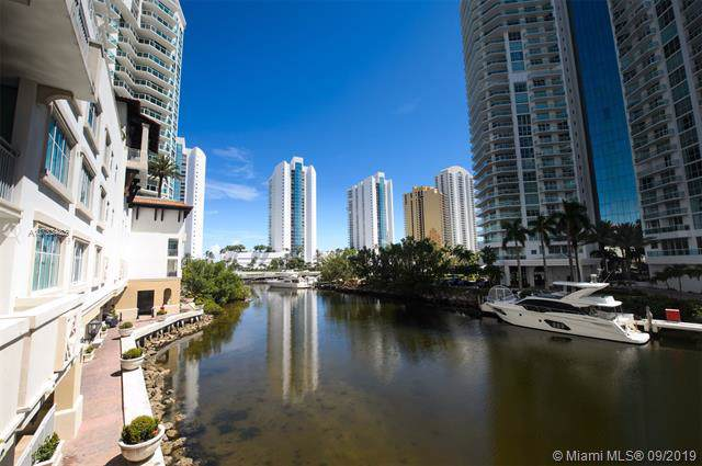 200 Sunny Isles Blvd Th-205, Sunny Isles Beach, FL 33160 (MLS #A10733483) :: The Teri Arbogast Team at Keller Williams Partners SW