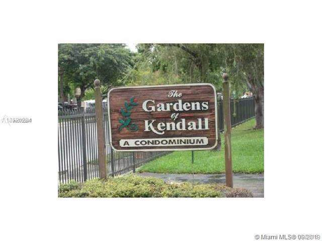 10425 SW 112 Ave #102, Kendall, FL 33176 (MLS #A10733547) :: The Kurz Team