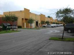 12905 W Okeechobee Rd E-2, Hialeah Gardens, FL 33018 (MLS #A10733558) :: Grove Properties