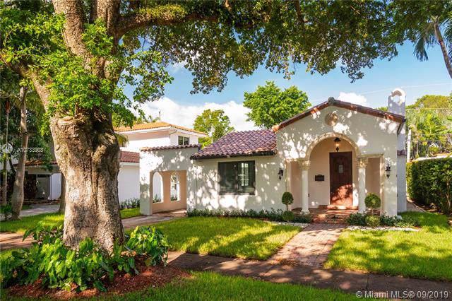 6908 Portillo St, Coral Gables, FL 33146 (MLS #A10733903) :: The Maria Murdock Group