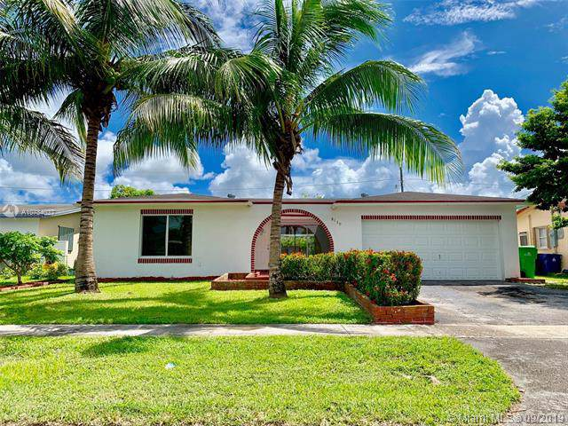 8130 NW 21st Street, Sunrise, FL 33322 (MLS #A10734027) :: Ray De Leon with One Sotheby's International Realty