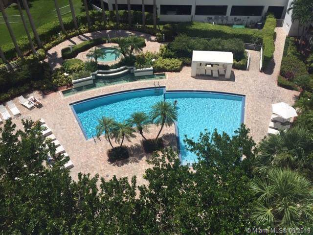 3300 NE 192nd St #815, Aventura, FL 33180 (MLS #A10734063) :: The Adrian Foley Group