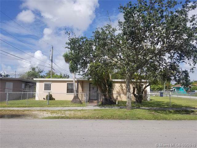1050 NW 5th Ave, Florida City, FL 33034 (MLS #A10734164) :: The Riley Smith Group