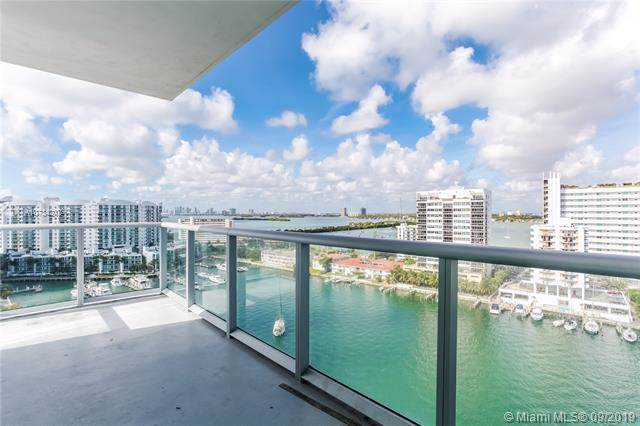 7928 East Dr #1401, North Bay Village, FL 33141 (MLS #A10734212) :: United Realty Group
