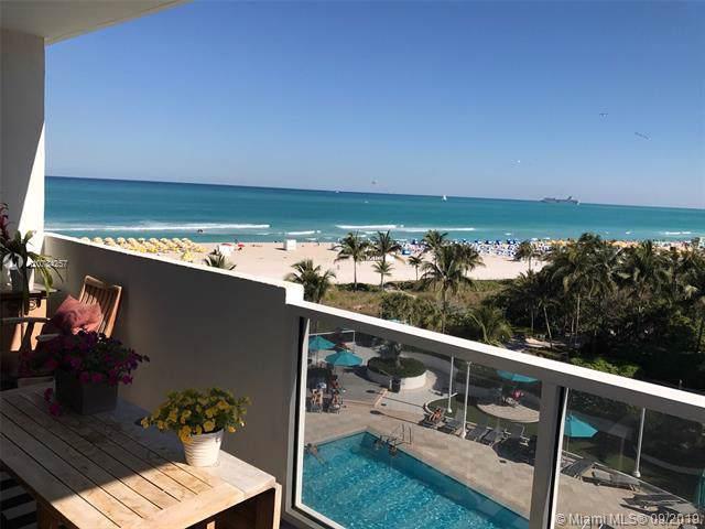100 E Lincoln Rd #644, Miami Beach, FL 33139 (MLS #A10734257) :: The Paiz Group