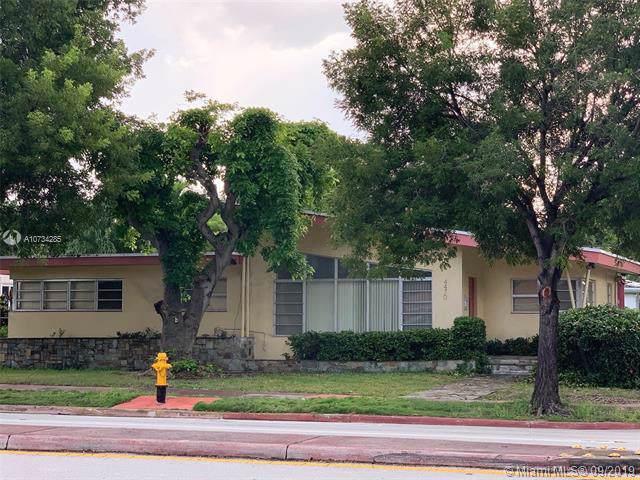4470 Alton Rd, Miami Beach, FL 33140 (MLS #A10734285) :: Albert Garcia Team