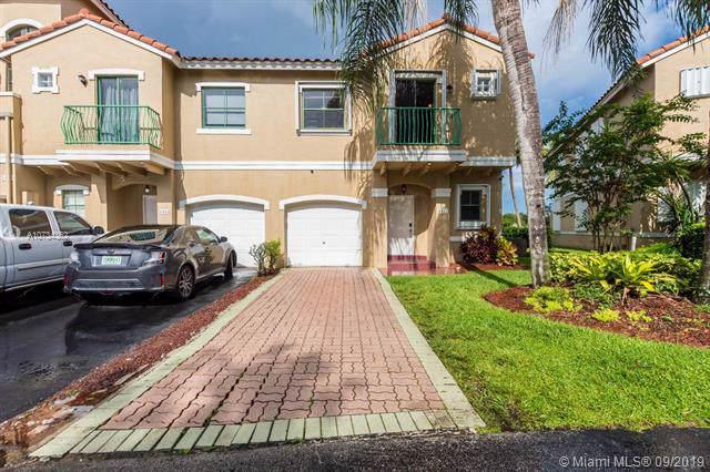 1417 NW 126th Way, Sunrise, FL 33323 (MLS #A10734362) :: Grove Properties