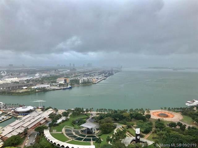 253 NE 2nd St #4203, Miami, FL 33132 (MLS #A10734394) :: Green Realty Properties