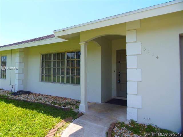 5114 Garfield Rd, Delray Beach, FL 33484 (MLS #A10734719) :: The Kurz Team
