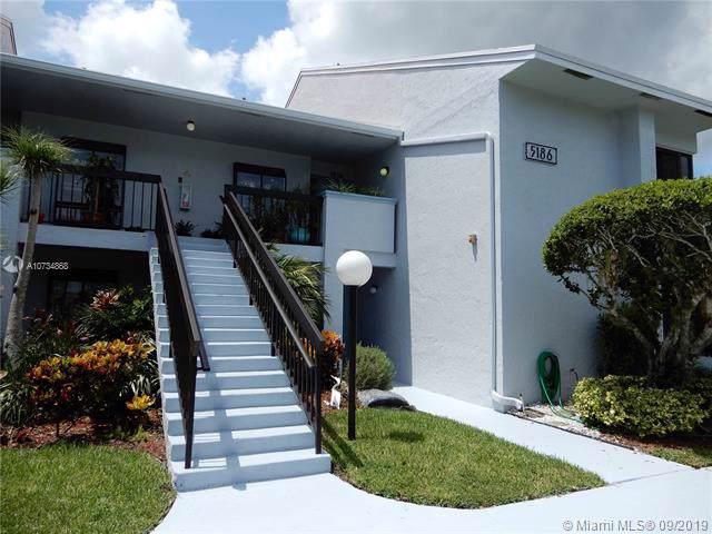 5186 Golfview Ct #1926, Delray Beach, FL 33484 (MLS #A10734868) :: The Kurz Team