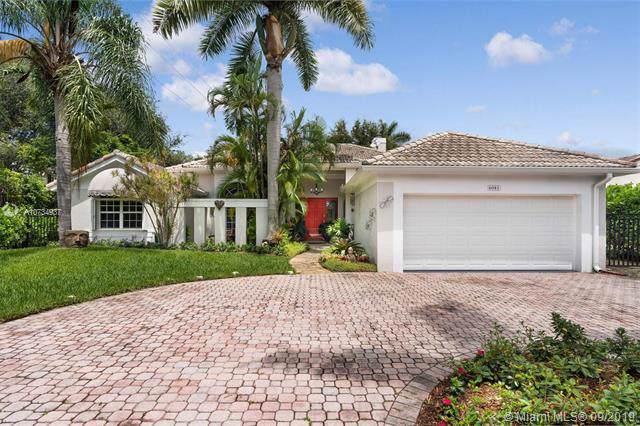 6081 SW 88th St, South Miami, FL 33156 (MLS #A10734937) :: Prestige Realty Group