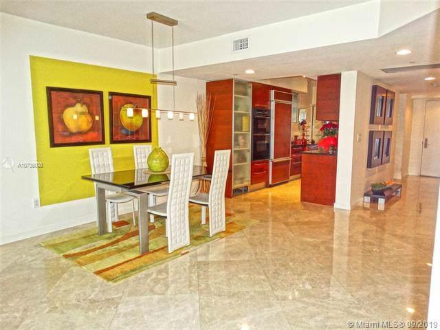 1800 S Ocean Dr #2307, Hallandale, FL 33009 (MLS #A10735008) :: Grove Properties