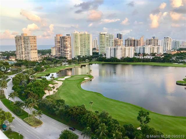 3625 N Country Club Dr #2208, Aventura, FL 33180 (MLS #A10735021) :: Grove Properties