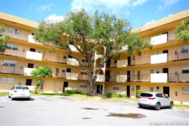 6301 N Falls Cir Dr #406, Lauderhill, FL 33319 (MLS #A10735246) :: Ray De Leon with One Sotheby's International Realty