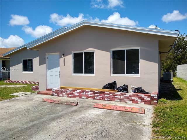 121 NW 11th Ave, Dania Beach, FL 33004 (MLS #A10735302) :: Castelli Real Estate Services
