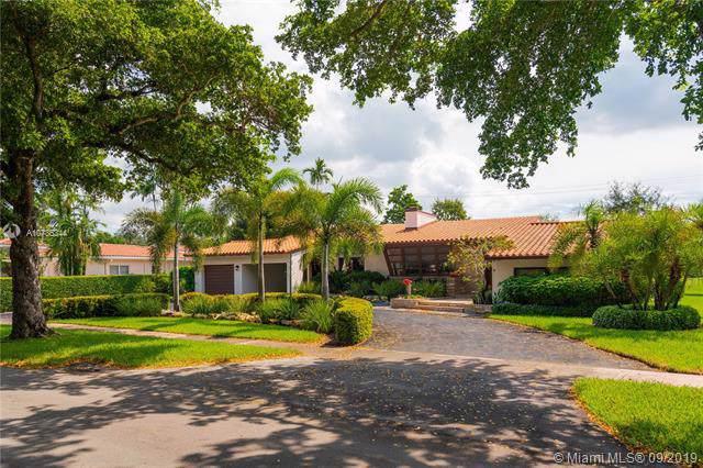 4005 Santa Maria St, Coral Gables, FL 33146 (MLS #A10735344) :: The Paiz Group