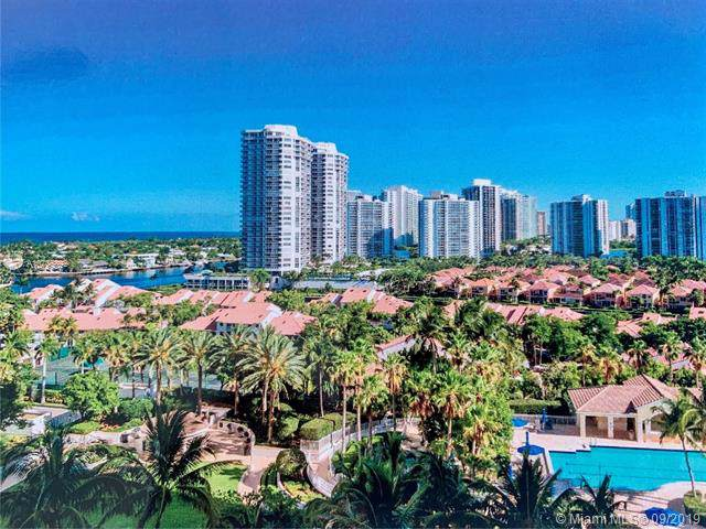 21055 Yacht Club Dr #1002, Aventura, FL 33180 (MLS #A10735392) :: Ray De Leon with One Sotheby's International Realty