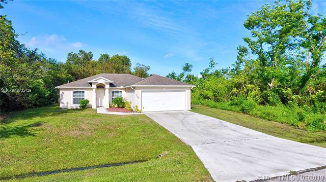 2180 SW Quarry St, Port Saint Lucie, FL 34953 (MLS #A10735429) :: Ray De Leon with One Sotheby's International Realty