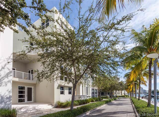 6105 W Laguna Dr #6105, Miami Beach, FL 33141 (MLS #A10735435) :: The Paiz Group