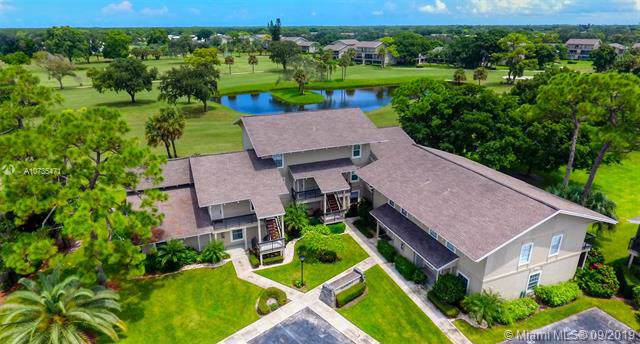 9179 SE Riverfront Oakmont C, Tequesta, FL 33469 (MLS #A10735471) :: Ray De Leon with One Sotheby's International Realty