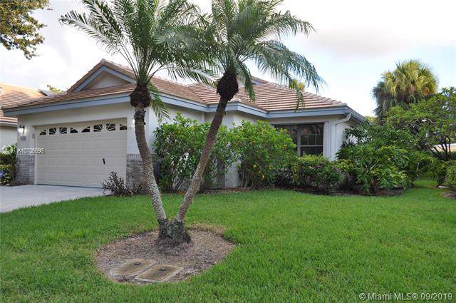 4780 Sherwood Forest Dr, Delray Beach, FL 33445 (MLS #A10735695) :: Ray De Leon with One Sotheby's International Realty