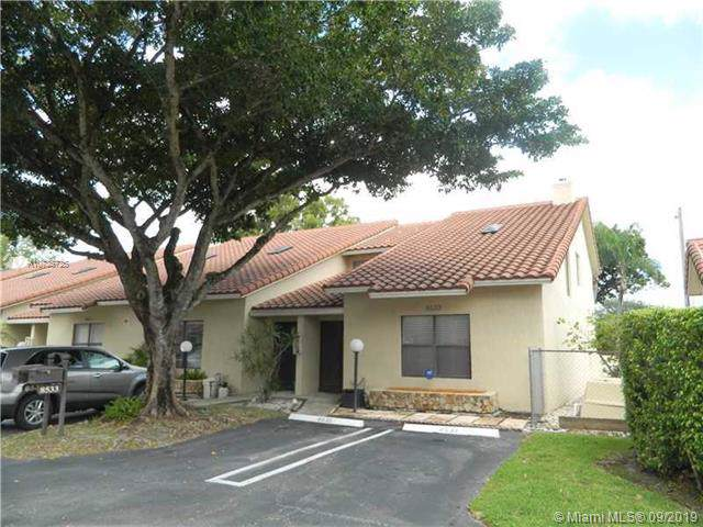 8533 Shadow Ct 6-13, Coral Springs, FL 33071 (MLS #A10735725) :: Ray De Leon with One Sotheby's International Realty