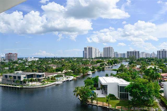 401 Golden Isles Dr #904, Hallandale, FL 33009 (MLS #A10735736) :: Grove Properties