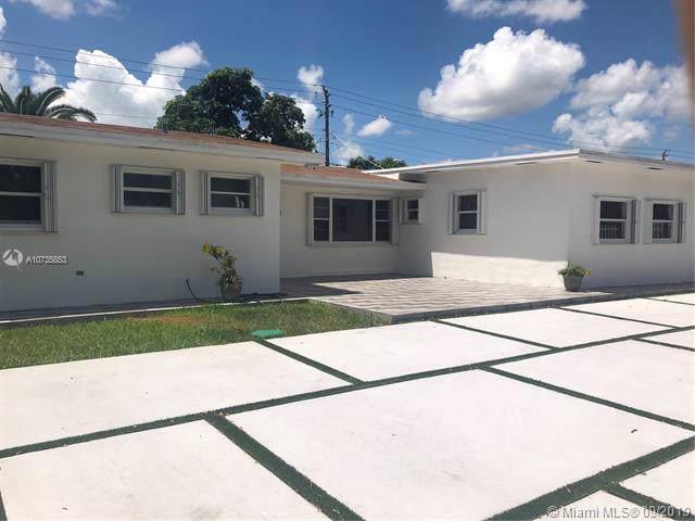11542 NW 57th Ave, Hialeah, FL 33012 (MLS #A10735853) :: Laurie Finkelstein Reader Team