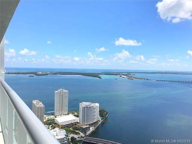 495 Brickell Ave #5605, Miami, FL 33131 (MLS #A10736024) :: Grove Properties