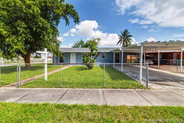 4021 NW 203 LANE, Miami Gardens, FL 33055 (MLS #A10736073) :: Grove Properties