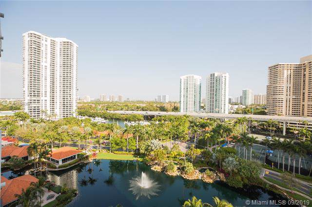 19101 Mystic Pointe Dr #1206, Aventura, FL 33180 (MLS #A10736367) :: Ray De Leon with One Sotheby's International Realty