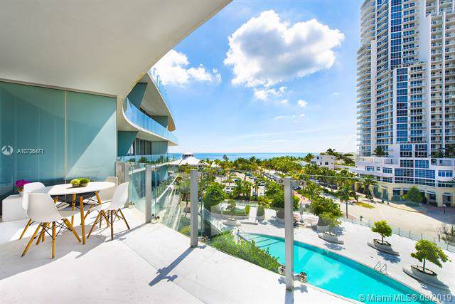1 Collins Ave #603, Miami Beach, FL 33139 (MLS #A10736471) :: Ray De Leon with One Sotheby's International Realty