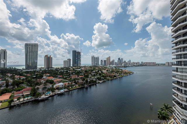 19195 Mystic Pointe Dr #1806, Aventura, FL 33180 (MLS #A10736472) :: The Riley Smith Group