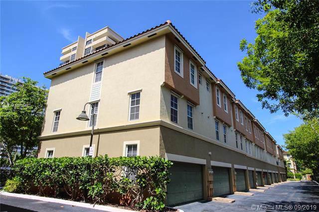2067 S Ocean Dr Th5, Hallandale, FL 33009 (MLS #A10736487) :: Grove Properties
