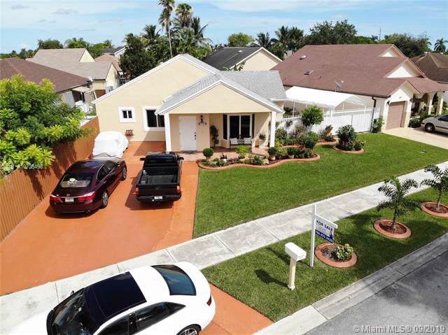15815 SW 144th Ct, Miami, FL 33177 (MLS #A10736498) :: Grove Properties