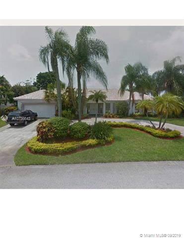 8560 N Lake Dasha Dr, Plantation, FL 33324 (MLS #A10736643) :: Grove Properties