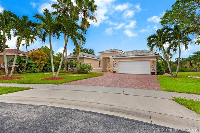 19998 SW 7th Pl, Pembroke Pines, FL 33029 (MLS #A10736746) :: Ray De Leon with One Sotheby's International Realty
