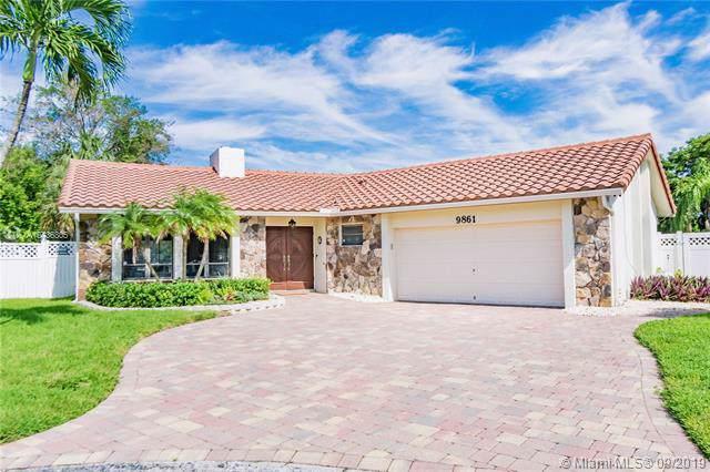 9861 SW 1st St, Plantation, FL 33324 (MLS #A10736805) :: Grove Properties