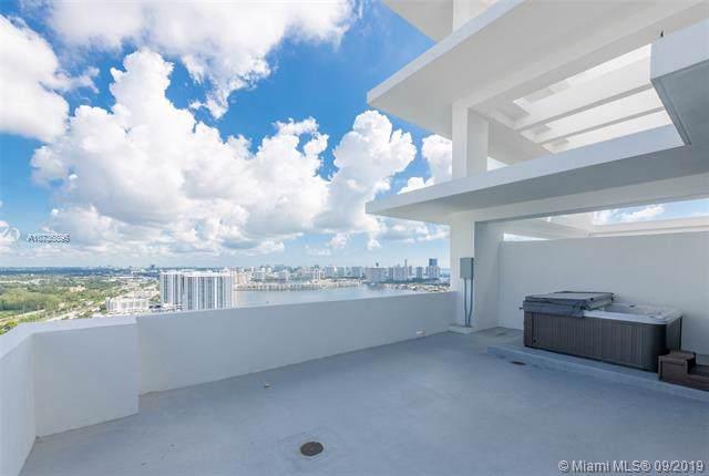 16385 Biscayne Blvd Lph15-16, North Miami Beach, FL 33160 (MLS #A10736896) :: Grove Properties