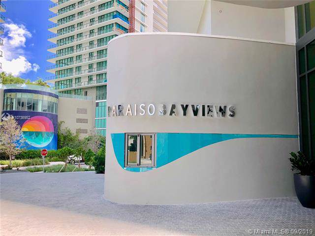 501 NE 31st St #3209, Miami, FL 33137 (MLS #A10736952) :: The Kurz Team
